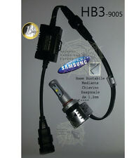 Lampada HB3 9005 Anabb o Abbagliante 6000K LED CREE SAMSUNG 6000LM CANBUS