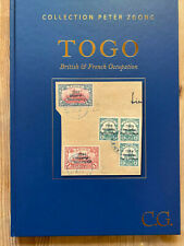 "Auktionskatalog TOGO British & French Occupation; Collection "" Peter ZGONC"""