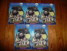 Lot of 5 The WHIPPING BOY Fleischman GUIDED READING Lit Circle books AR5