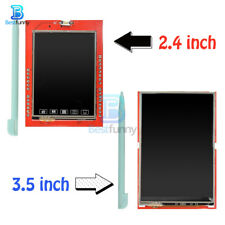 2.4 3.5 inch TFT LCD Dispaly Touch Screen UNO R3 Board For Arduino Mega2560