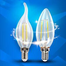 2W 4W 6W 8W E27 E14 LED Ampoule Lampe Vintage Edison LED COB Filament Globe 220V
