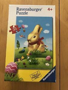 Ravensburger Puzzle Lindt Goldhase ab 4 Jahre original verpackt