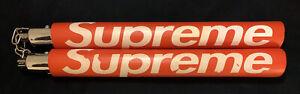 SUPREME NUNCHUCKS RED F/W 2010