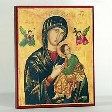 Our Lady of Perpetual Help Icon ** FULL SIZE REPRODUCTION ** MUSEUM QUALITY **