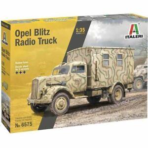 Italeri 1/35 Opel Blitz Radio Truck Kit (New)