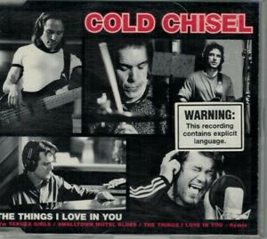 Cold Chisel Jimmy Barnes The Things I love In You, Single, 4 Tracks (CD)