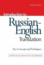 Introduction to Russian-English Translation (Paperback or Softback)