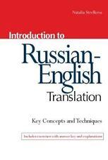 Introduction to Russian-English Translation by Natalia Strelkova (2012,...