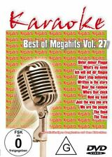 Karaoke: Best of Megahits Vol. 27 ( DVD ) Neu & OVP