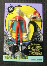 1993 Hasbro NIGHTMARE BEFORE CHRISTMAS Jack as Santa Variant MOC C-9.0