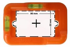 Power Point Mate Slimline Series Spirit Level Stencil Template for GPO Cutouts