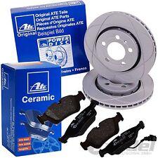 ATE POWERDISC Ø320+CERAMIC VORNE AUDI A4 [B8] A5 [8T] Sportback & Cabrio & Avant