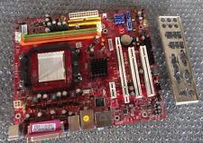 Microstar MS-7506 versión: 1.0 Enchufe AM2 Placa madre MSI K9NGM4 con la placa trasera de E/S