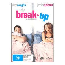 The Break-Up DVD Brand New Region 4 Aust. - Jennifer Aniston, Vince Vaughn