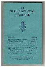 1937 Shipton - PIVOTAL NANDA DEVI EXPEDITION - Wrappers - 8