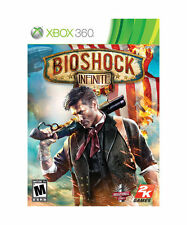 BIOSHOCK INFINITE X360 SHOO NEW VIDEO GAME