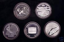 2002 - 10 Euro Gedenkmünzen pp komplett