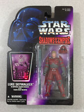 STAR WARS SHADOW OF THE EMPIRE LUKE SKYWALKER IMPERIAL GUARD DISGUISE