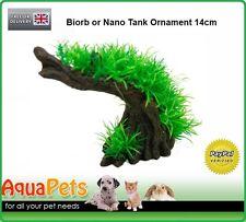 YM422 Biorb Nano Tank Small Moss Plant Tree Stump Ornament Decoration 14cm
