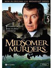 Midsomer Murders: Series 5 (DVD, 2013, 3-Disc Set)