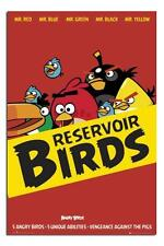 Angry Birds Reservoir Birds Large Wall Poster New