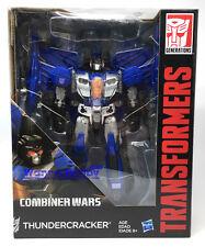 89455 Transformers Generations Combiner Wars Leader THUNDERCRACKER MISB IN STOCK