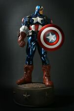 Ultimate Captain America Metallic Variant Statue 318/1380 Bowen Designs SEALED