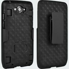 Verizon Shell Holster Combo with Kickstand for DROID Turbo