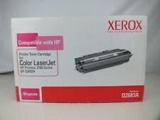 New Xerox Q6461A Magenta Toner Cartridge