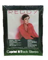 Helen Reddy 8 Track Tape Cartridge Reddy 1979 Rock Music Pop Sealed New NOS