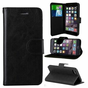 LEATHER BOOK FLIP PHONE WALLET CASE COVER FOR IPHONE 12 PRO MAX IPHONE 11 PRO SE