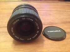 Objectif TOKURA MC  1:3,5-4,8 35-70mm 52° LENS made in Japan