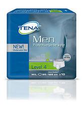 TENA MEN Protective Underwear Level 4 M/L - 8 x 10 Stk.