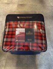 Pendleton Cotton Red Canyon Comforter Set - King