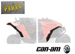 2013-2016 CAN AM Maverick Max 1000 R OEM Super Extended Fender Flares 715001323