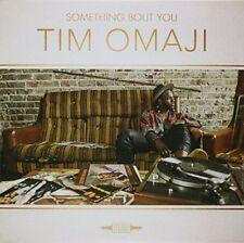 Tim Omaji - Something Bout You [New CD Single] Australia - Import