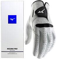 Mizuno Pro Cabretta Leather Golf Glove Both Hands & All Sizes In Stock FREE POST