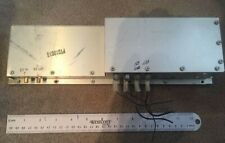 Motorola Solid State VHF Power Amplifier form Early Portable Repeater
