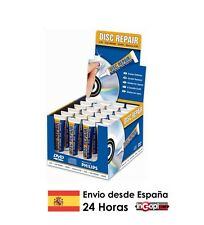 CAJA 24UDS DISC REPAIR ELIMINA ARAZAÑOS PARA CDs/DVDs/BLU-RAY