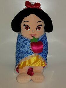 Disney World Babies - Snow White - Soft Plush Stuffed Toy Doll Disneyland