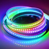 APA102 Smart LED Pixel Strip DATA and CLOCK Seperately DC5V LED Light Strip