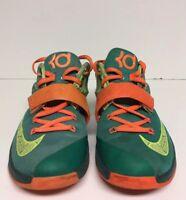 "Nike KD 7 GS Size 5.5Y ""Weatherman"" Basketball Shoes"