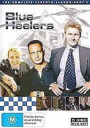 BLUE HEELERS - Seventh Season 7 - Part 2 (DVD : 5 DISC) 14 HOURS ! BRAND NEW