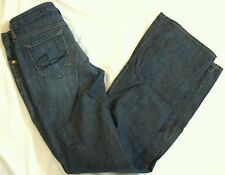 EUC! CHIP & PEPPER OLIVIA JEANS, SIZE 27, 34 1/2 INSEAM, BOOT CUT, YOUNG & FREE!