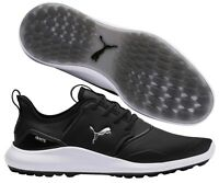 Puma Golf Ignite NXT Pro Spikeless Golf Shoes - RRP£110 - ALL SIZES - Black