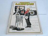 DEC 1975 NATIONAL LAMPOON vintage magazine - MONEY