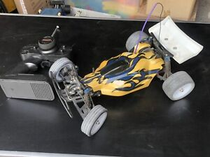 RC Vintage électrique Modelco Buggy 1/10 Tamiya Kyosho Nikko