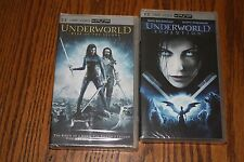 LOT OF 2 UNDERWORLD-RISE OF THE LYCANS & UNDERWORLD EVOLUTION PSP UMD NEW