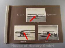 118476, 13 Fotos Jagdflieger, Jagdflugzeuge: Aero A12, Avia BH21, Letov Š-22 TOP