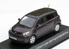 Minichamps Toyota Urban Cruiser - Modell Bj. 2009-14, 1:43, aubergine-metall #1